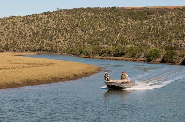 AIEA Anti Poaching training, Kariega Game Reserve, South Africa.